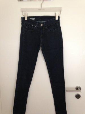 Jeans, Pepe, dunkelblau, skinny