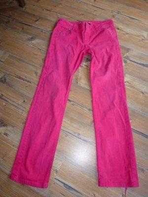 Jeans Pink/Rot Esprit Gr.40