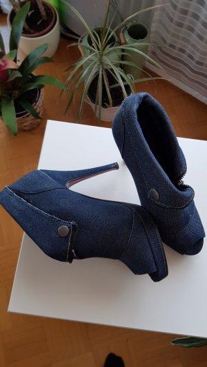 Jeans-Pumps
