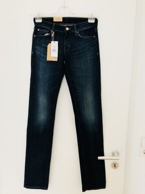 Jeans Ralph Lauren blau Gr 26/34 statt 130 eur NEU