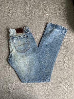 Ralph Lauren Boot Cut Jeans neon blue
