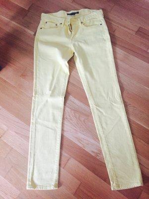 Jeans Ralph Lauren in Hellgelb Gr. 28