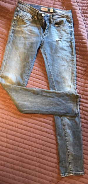 Replay Jeans gris ardoise