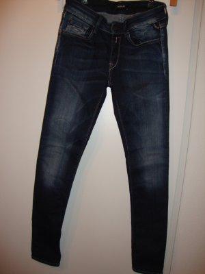 Jeans Replay Hyperflex Modell Lutz Gr. 27/30 1x getragen WIE NEU TOP!!!