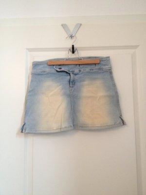 Jeans-Rock aus Strech von Guess