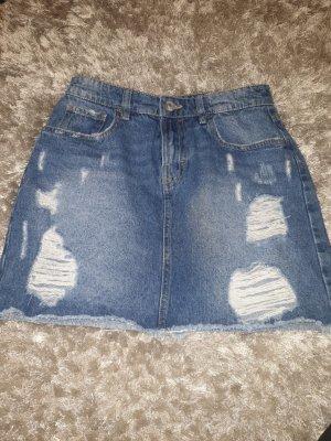 Terranova Denim Skirt blue
