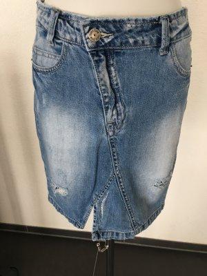 Jeans Rock Gr. L   used Look