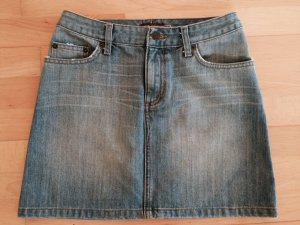 Jeans Rock H&M Gr. 34 denim Look Mini