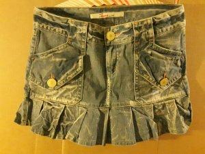 Jeans Rock in Größe  38 von only