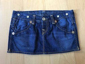 Jeans Rock (kurz), sehr selten getragen