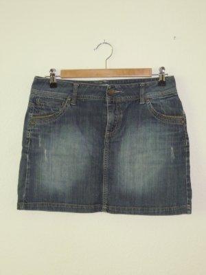 Jeans Rock kurz von Promod