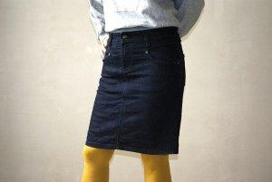 Jeans Rock, Marc O'Polo, Gr. 28/40, Dunkel Blau