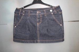 Jeans Rock mini Clockhouse mit hübschen Knöpfen