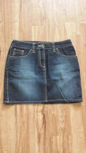 Jeans Rock Mini Rock
