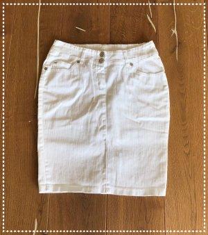Jeans Rock, Mini Rock, Gr. 36/38