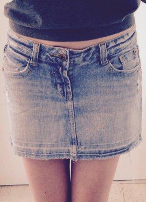 Jeans Rock von Tally Weijl Gr. S
