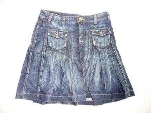 Jeans-Rock von USED in Größe XL