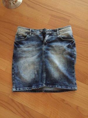 Jeans Rock von Zabaione