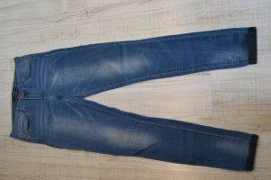 Jeans Röhre skinny Tally Weijl blau Gr.36