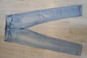 Jeans Röhre Skinny Tally Weijl hell Gr.36