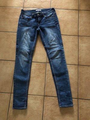 Blue Ridge Denim Tube Jeans blue