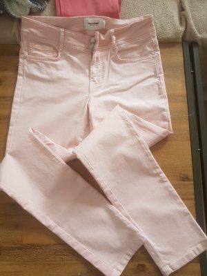 Jeans, rosa, gr 40