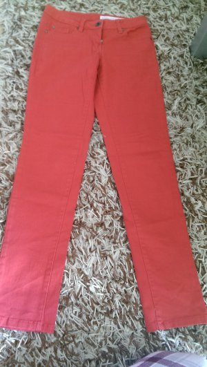 Blue Motion Jeans bright red