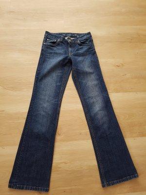 Jeans S.Oliver#dunkelblau#straight#Größe 34