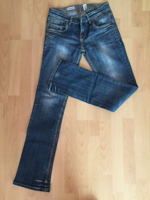Jeans Schlaghose