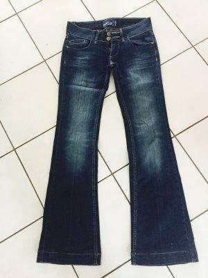 Jeans Schlaghose Gr 36