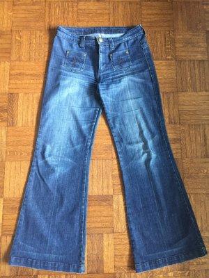 Jeans / Schlaghose von Blessed & Cursed