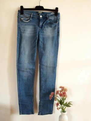 Jeans | schmal | Pull&Bear | hell | M | 38