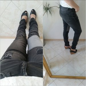 Jeans schwarz 40