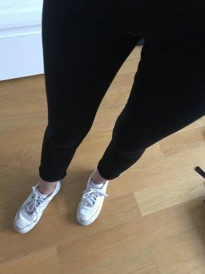 H&M 7/8-jeans zwart