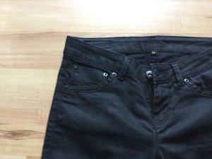 Jeans schwarz beschichtet