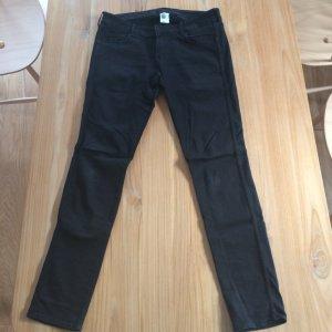 Jeans schwarz, Skinny Low Waist