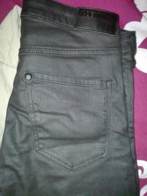 jeans schwarzgrau h&m