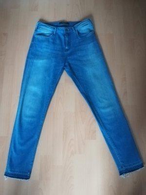 Scotch & Soda Jeans slim fit blu-azzurro