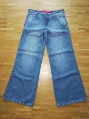 Urban Surface Jeans bleuet coton