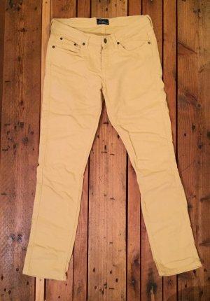 Jeans senf gelb Gant