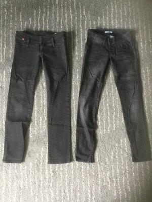 Jeans Set Diesel und Liu Jo Jeans