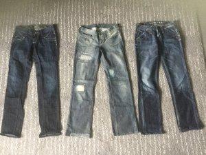 Jeans Set G-Star und Meltin Pot