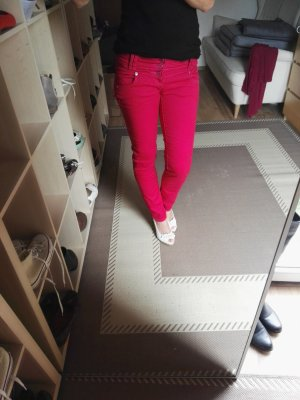 Jeans sexy pink gr. 34/36 xs s