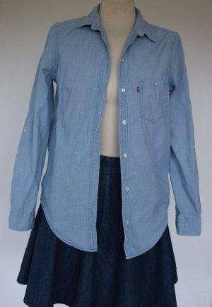 Jeans Shirt von Levis Gr. S