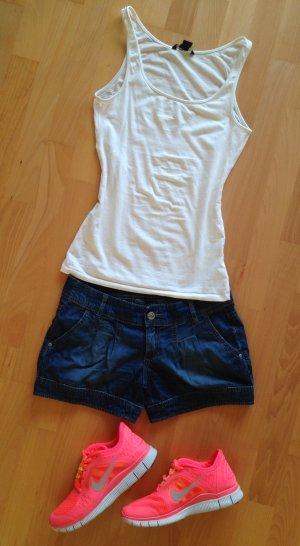 Jeans Short blau Gr. XS