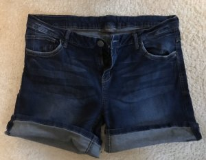 C&A Denim Shorts dark blue
