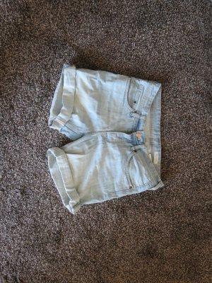 Jeans-Short im Boyfriendstyle von H&M