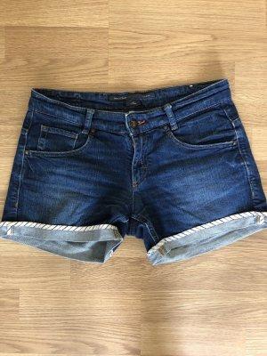 Jeans Short Marc O'Polo 38 28 Inch S M blau