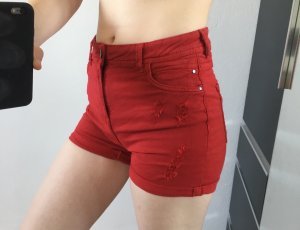 Jeans Short Rot