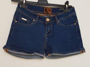 Daysie Pantaloncino di jeans blu-blu acciaio